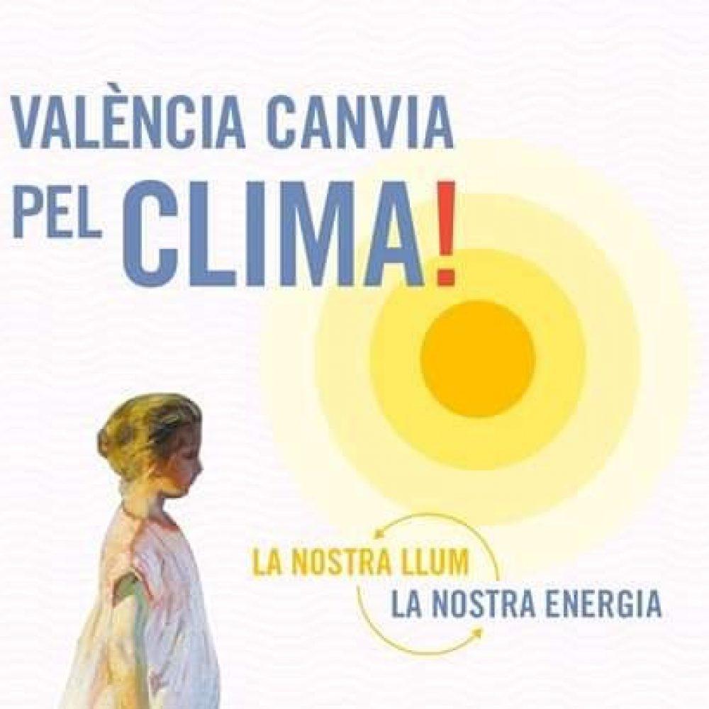 Véolo participa en València Canvia pel Clima!